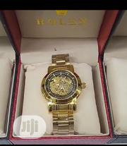 Rolex Gold Wristwatch Quartz | Watches for sale in Lagos State, Surulere