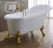 Acrylic Tiger Leg Bathtub | Plumbing & Water Supply for sale in Lagos State, Surulere