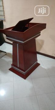 Quality Wood Pullpit | Furniture for sale in Lagos State, Ikeja