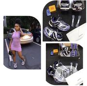 New Balenciaga Blue Female Classy Sneakers | Shoes for sale in Lagos State, Ikeja