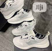 New Gray Dior Classy Unisex Sneakers | Shoes for sale in Lagos State, Ikeja