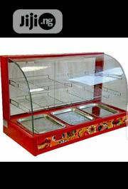 Red Snacks Warmer (3 Plates) | Restaurant & Catering Equipment for sale in Lagos State, Ojo