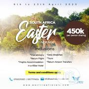South Africa Ester Package 6th To 13th April 2020 | Travel Agents & Tours for sale in Lagos State, Ikeja