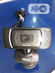 Computer Stylish 720p HD Webcam Trust With Built in Microphone | Computer Accessories  for sale in Lagos State, Alimosho