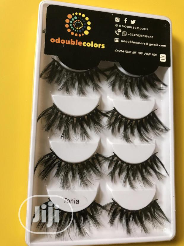 Archive: Odoublecolors 3D Mink 5 In 1 Eyelashes