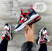 Nike Air Max 270 React Chicago Bull Red Sneakers | Shoes for sale in Lagos State, Ikeja