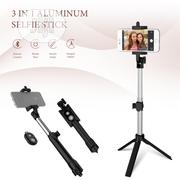 Remote Bluetooth Shutter Selfie Stick Monopod | Accessories for Mobile Phones & Tablets for sale in Lagos State, Magodo