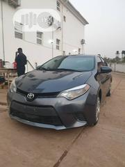 Toyota Corolla 2015 Gray | Cars for sale in Abuja (FCT) State, Durumi