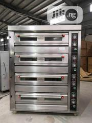 4 Deck 16 Trays Gas Oven | Industrial Ovens for sale in Lagos State, Ojo