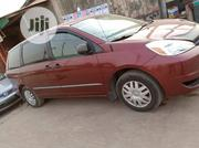 Toyota Sienna 2005 LE AWD Red | Cars for sale in Lagos State, Isolo