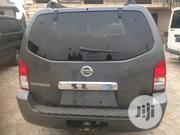 Nissan Pathfinder 2005 LE 4x4 Gray | Cars for sale in Lagos State, Agege