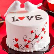 Valentine Cake | Party, Catering & Event Services for sale in Lagos State, Surulere