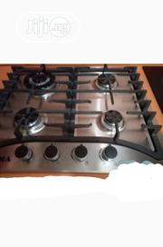 Phima 4 Burner All Gas Hob Cooker | Kitchen Appliances for sale in Lagos State, Lekki Phase 1