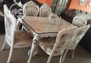 Royal Pure Wooden Dining Table Impoterd Brand New | Furniture for sale in Lagos State, Lekki Phase 1