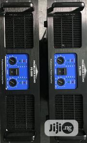 Original 5000W Amplifier | Audio & Music Equipment for sale in Lagos State, Ojo