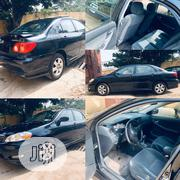 Toyota Corolla 2005 S Black | Cars for sale in Lagos State, Lagos Island