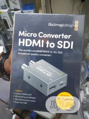 Micro Converter HDMI To Sdi | Accessories & Supplies for Electronics for sale in Lagos State, Ikeja