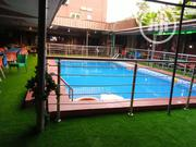 Artificial Grass Installation In Hotels In Lagos | Landscaping & Gardening Services for sale in Lagos State, Ikeja