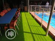 Artificial Carpet Grass For Swimming Pool Area Installation | Landscaping & Gardening Services for sale in Lagos State, Ikeja