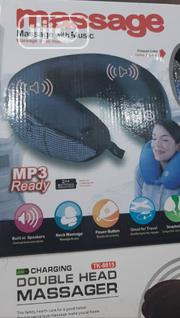 Neck Massager/Travel Pillow With Music. | Sports Equipment for sale in Lagos State, Lagos Island