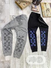 Off-White Joggers Trouser   Clothing for sale in Lagos State, Surulere