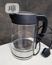 Arendo Clear Glass Kettle | Kitchen Appliances for sale in Lagos State, Ajah
