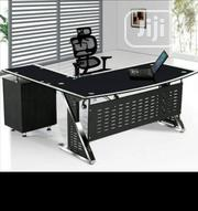 Durable Executive Office Glass Table | Furniture for sale in Lagos State