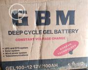 100ahs GBM Battery | Solar Energy for sale in Lagos State, Ojo