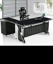 Glass Office Table Brand New | Furniture for sale in Lagos State, Ilupeju