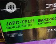 100ahs Japo Tech Batery | Electrical Equipment for sale in Lagos State, Ojo