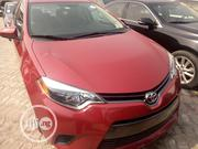 Toyota Corolla 2015 Red   Cars for sale in Lagos State, Lekki Phase 1