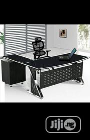 Quality Affordable Office Glass Table | Furniture for sale in Lagos State, Ikeja