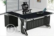 Executive Glass Office Table Brand New | Furniture for sale in Lagos State, Ajah