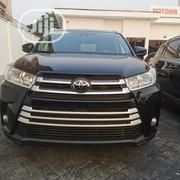 Toyota Highlander 2019 Black | Cars for sale in Lagos State, Victoria Island