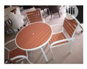 Garden Dining Set by 4   Furniture for sale in Lagos State, Lagos Mainland