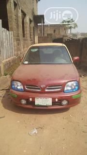 Nissan Micra 2005 Red | Cars for sale in Oyo State, Oluyole