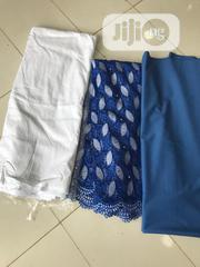 Stone Lace With Cashmere | Clothing for sale in Lagos State, Ikeja