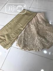 Net Cord Lace With Origina Cashmere | Clothing for sale in Lagos State, Ikeja