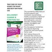 Kidney Cleanse & Function Tea - For A Healthy Kidney | Vitamins & Supplements for sale in Lagos State, Ikeja