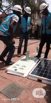 Supply And Installation Of 60watts Integrated Solar Led Street Light | Solar Energy for sale in Abuja (FCT) State, Karmo