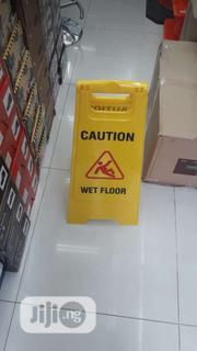 Wet Floor Caution | Safety Equipment for sale in Lagos State, Lagos Island