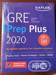 Kaplan GRE Prep Plus 2020 | Books & Games for sale in Lagos State, Surulere