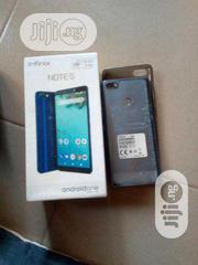 Infinix Note 5 32 GB Blue | Mobile Phones for sale in Abuja (FCT) State, Gwarinpa