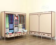 Quality Wardrobe +5 Drawers ( Big Size L-185x B-45x H-170cm) | Furniture for sale in Rivers State, Port-Harcourt