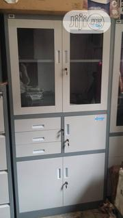 Imported Full Height Cabinet With Mini Safe | Safety Equipment for sale in Lagos State, Surulere