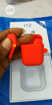 I12 AIRPOD | Headphones for sale in Lagos State, Surulere