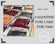 Valentine Foil Cake | Meals & Drinks for sale in Ekiti State, Ado Ekiti