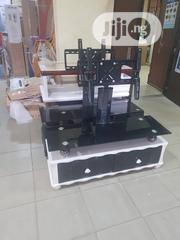 Tv Stand With Tv Hanger.. 1.2 Meter | Home Accessories for sale in Lagos State, Ojo