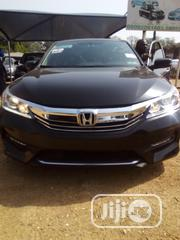 Honda Accord 2016 Black | Cars for sale in Abuja (FCT) State, Garki 2