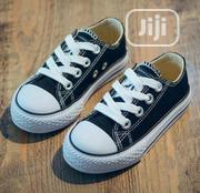 Children Shoes (Black And White Sneakers   Shoes for sale in Lagos State, Ikeja